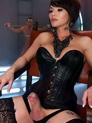 Eva Lins Fancy You Will Give Yourself to Her